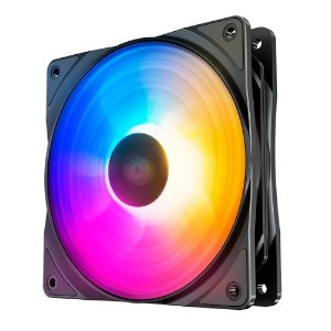 Cooler Fan DeepCool RF120 F2 120mm Rgb DP-FLED3-RF120-FS - Deepcool