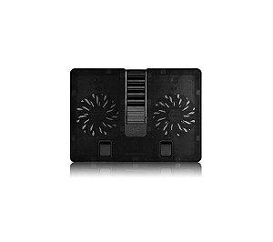 Base para Notebook U PAL com Cooler Portátil Usb - DeepCool