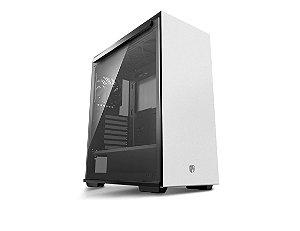 Gabinete Gamer DeepCool Macube 310 WH Mid Tower GS ATX MACUBE310 WHG0P - DeepCool