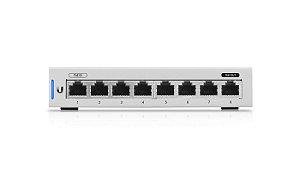 Switch Ubiquiti Unifi 8P 1 POE US-8 BR - Ubiquiti