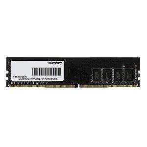 Memória Ram Patriot Signature 16Gb 2666Mhz CL19 UDIMM PSD416G26662 - Patriot