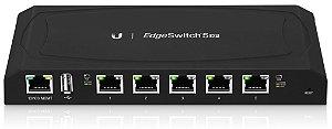 Switch Ubiquiti 5 Portas 10/100/1000 Mbps POE Edgeswitch ES-5XP BR - Ubiquiti