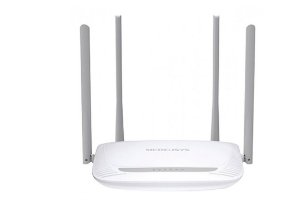 Roteador Mercusys Wireless N 300Mbps MW325R Branco - Mercusys