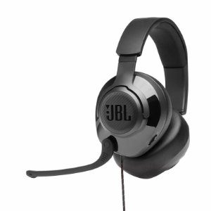 Headset Gamer JBL Quantum 200, Drivers 50mm, Preto - JBL