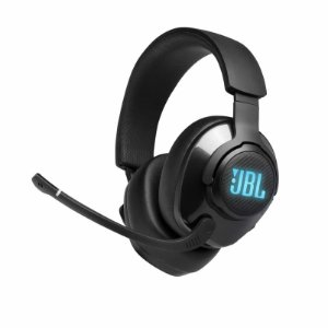 Headset Gamer JBL Quantum 400, RGB, Drivers 50mm, Preto - JBL