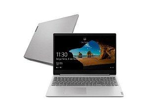 "Notebook Lenovo IdeaPad S145-15lGM 81WT 15"" Celeron 4gb 500gb Linux Preto - Lenovo"