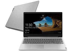 Notebook Ultrafino ideapad S145 i7 8565U 8Gb GeForce MX 110 Windows 10 15.6pol  Full HD Prata - Lenovo