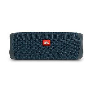 Caixa de Som Portátil JBL Flip 5 Bluetooth 20w Azul - JBL