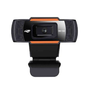 WebCam C3Tech HD 720P com microfone embutido WB-70BK -Preto - C3Tech
