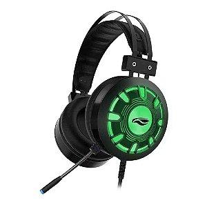 Fone com Microfone Gamer USB 7.1 Kestrel PH-G720BK -  C3Tech