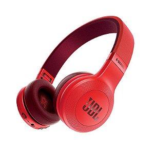 Fone de Ouvido Bluetooth JBL E45 Vermelho - JBL