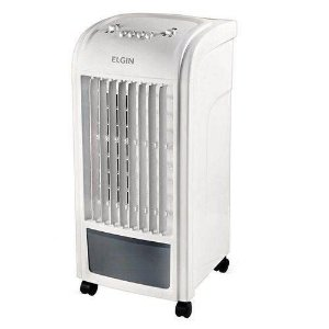 Climatizador de Ar SMART frio 3,5 litros Branco Monofásico 220v - ELGIN