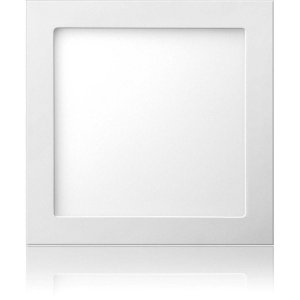 Downlight embutir quadrado 18W 6500K - ELGIN