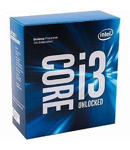 Processador Intel Core I3-7350 Kaby Lake, Cache 4MB, 4.2GHZ, LGA 1151, BX80677I37350K - Intel
