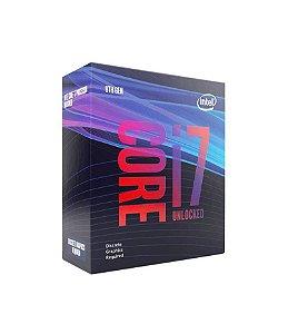 Processador Intel Core I7-9700KF Coffee Lake Refresh, Cache 12MB, 3.6GHZ LGA 1151, BX80684I79700KF - INTEL