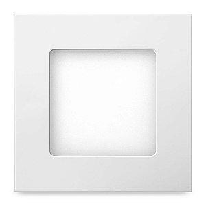 Luminária embutir quadrado 12w 6500K BIVOLT 48D12WEQB000  - ELGIN