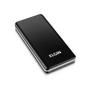 Carregador Portátil Slim USB 10.000mAh CP10K - Elgin