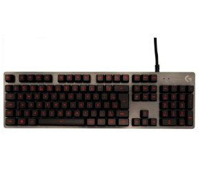Teclado Mecânico Gamer Logitech G413 Carbon com Layout Abnt2 Usb - Logitech