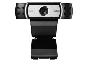Web Cam Usb Full HD 1080p C930e com Microfone - Logitech