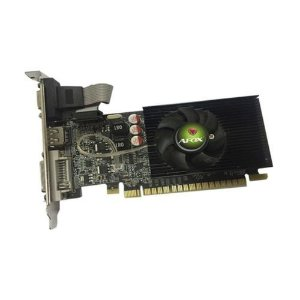 Placa de Vídeo NVIDIA Afox GeForce GT 210 1gb DDR3 64 Bits (VGA, DVI, HDMI) - Afox
