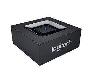 Receptor de Áudio Bluetooth Logitech Bluebox II, Multiponto, Alimentação USB - Logitech
