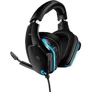 Headset Gamer Logitech G635, RGB, Som Surround 7.1, Drivers Pro-G de 50mm 981-000748 - Logitech