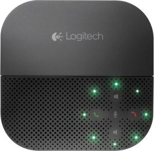 Speakerphone Portátil Logitech P710E Viva-Voz Bluetooth NFC - Logitech