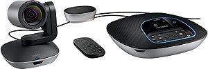 Sistema de Videoconferência Logitech Group 960-001054 - Logitech