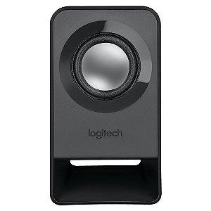 Caixa de Som Multimídia Logitech Z211 Speaker 2.1 - Logitech