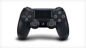 Controle para PS4 sem Fio Dualshock 4 2ª Geração Preto - Sony