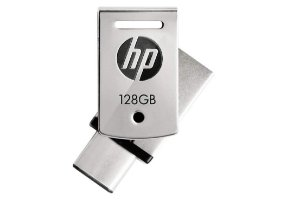 Pen Drive 128Gb USB Tipo C X5000M - HP