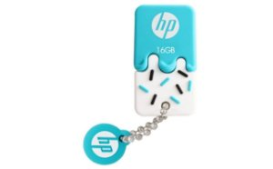 Pen drive  16gb  USB 2.0 Mini V178P Blue - HP