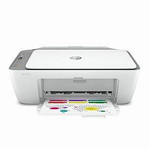 Impressora Multifuncional HP DeskJet Ink Advantage 2776 Wi-Fi USB Branca - HP
