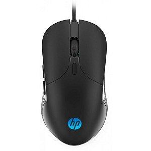 Mouse Gamer HP M280 2400 DPI, RGB, Preto - HP