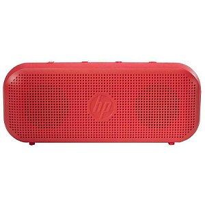 Speaker Mobile HP Bluetooth S400 Vermelha - HP