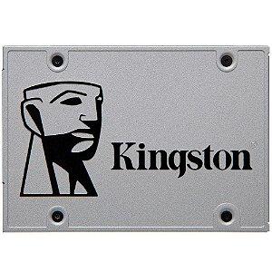 "SSD Kingston 480gb UV400 Sata 3 2,5"" SUV400S37/480G - Kingston"