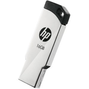 Pen Drive 16gb USB 2.0 V236W - HP