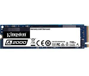 SSD Kingston A2000 500GB M2 NVME - SA2000M8500G - Kingston