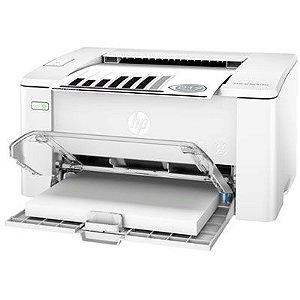 Impressora HP LaserJet Pro M104W Wireless Wi-Fi - HP