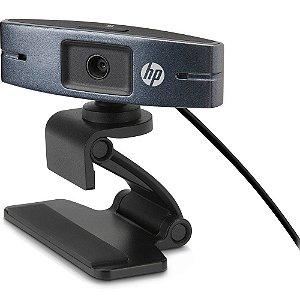 Webcam HP 720P HD 2300 Y3G74AA - HP
