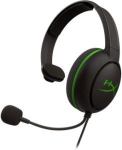 Headset HyperX CloudX Chat Xbox, Drivers 40mm, Preto HX-HSCCHX-BK/WW - HyperX
