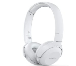 Headphone Bluetooth com Microfone Branco TAUH202WT/00 BT - Philips