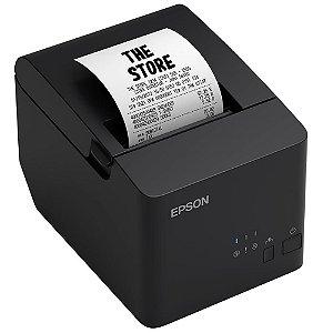Impressora Térmica Não Fiscal Epson TMT20X Serial e USB - Epson