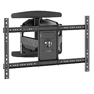 """Suporte Articulado de Parede para TVs LED/Plasma/LCD/3D/Curva de 32"""" a 75"""" - A02V6N - ELG"""