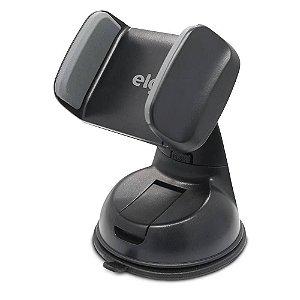 """Suporte Veicular Tipo Garra 360° com Fixação por Ventosa para Smartphones de 3,5"""" a 6"""" - CH356 ELG"""