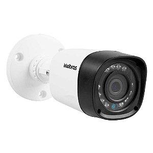 Câmera Multi HD VHD 1220 B G4, Lente 3.6mm, IR 20m, Infravermelho - Intelbras