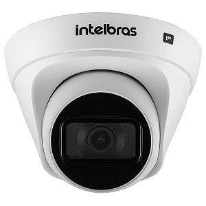 Câmera IP VIP 3220 D 2mp Dome 28mm IR 20m POE ROI IP67 H265 - Intelbras