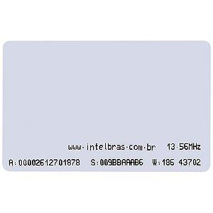 Cartão RFID 1356mhz TH2000 Mifare - Intelbras