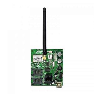 Módulo Comunicador Ethernet/GPRS XEG 4000 SMART - Intelbras