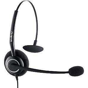 Headset Intelbras Com Conector RJ9 CHS 55 - Intelbras